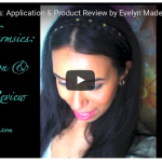 VIDEO | Hair Charmsies Application and Review