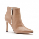 sole society totally taupe nude light brown JESSICA SIMPSON LAFAY suede ankle bootie
