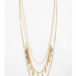 nordstrom BP. gold Kite Filigree Layering Necklace (Juniors)