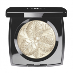 CHANEL CAMÉLIA DE PLUMES HIGHLIGHTING POWDER Limited Edition color 20 Platine