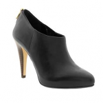 Banana Republic Black Afton Ankle Bootie