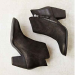 Urban Outfitters Steve Madden Whysper Heeled Black Boot