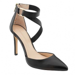 Banana Republic Black Jovana Pump