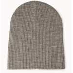 Forever 21 Must Have Skater Beanie Grey