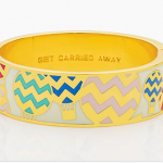 Kate Spade New York GET CARRIED AWAY IDIOM BANGLE