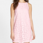 Nordstrom BB Dakota 'Savvanah' Lace Shift Dress