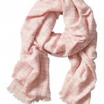 Banana Republic Rosy Blush Hannah Scarf