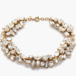 J.Crew Crystal GLACIER NECKLACE