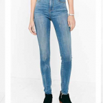 Urban Outfitters High Rise Twig Jean Indigo Sunset