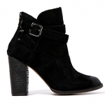 Daily Look Black CHINESE LAUNDRY ZIP IT BOOTIES