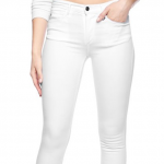 True Religion White JOAN SMALLS MID RISE LEGGING