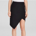 Bloomingdales ALTERNATIVE Black Skirt - Asymmetric