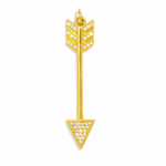 BaubleBar Arrow Charm