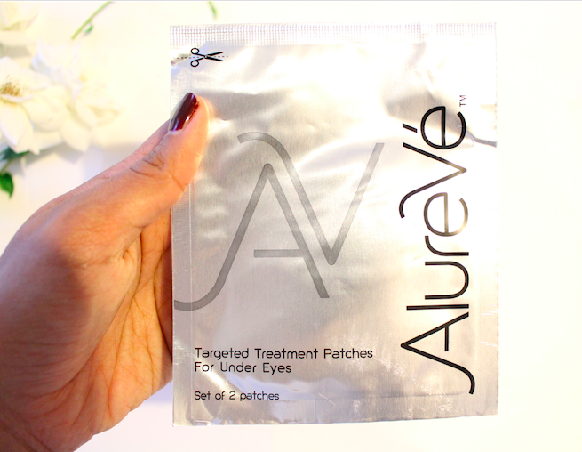 Beauty: Daily Night Routine using AlureVe