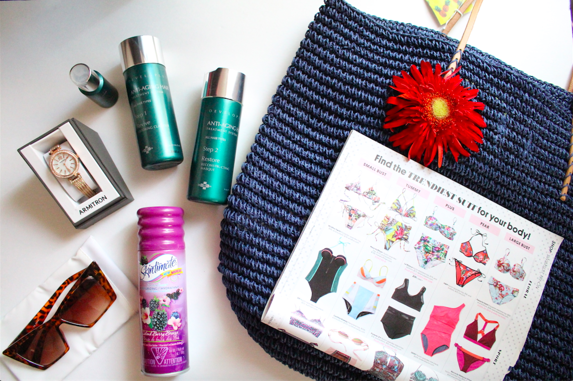 Summer Goody Box with People StyleWatch