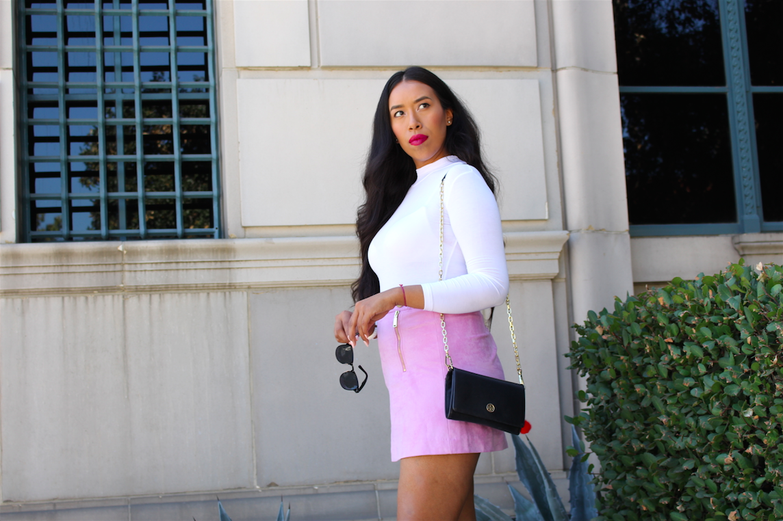 How to pink a wear mini skirt catalog photo