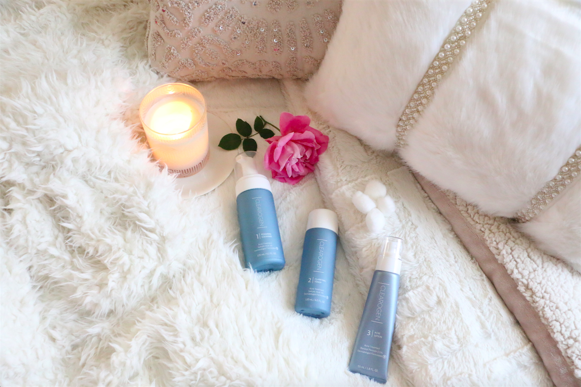 night time beauty essentials