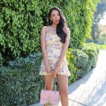 Itty Bitty Yellow… Floral Dress!